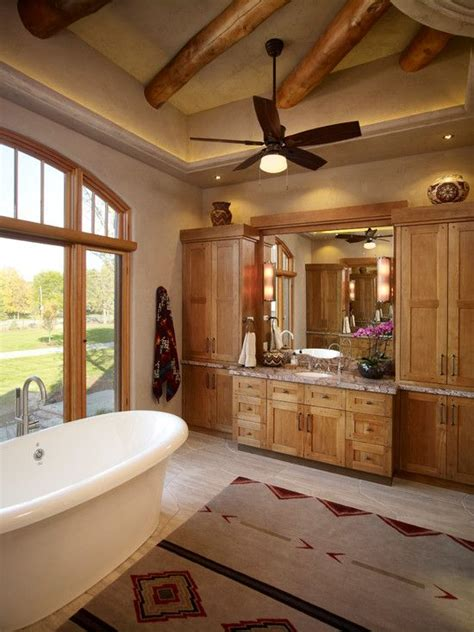 bathroom log 17 best ideas about log cabin bathrooms on pinterest