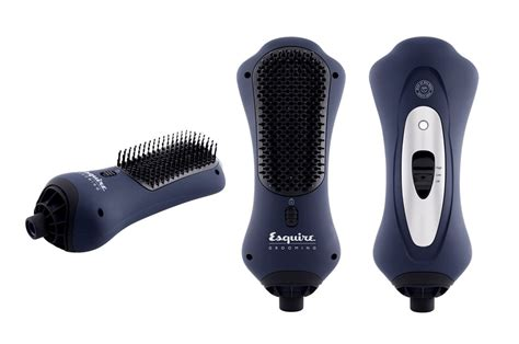 Mens Mini Hair Dryer by Product Alert A Mini Brush Hair Dryer And