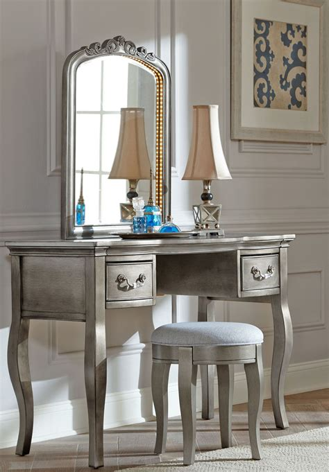 writing desk as vanity kensington antique silver writing desk with vanity mirror