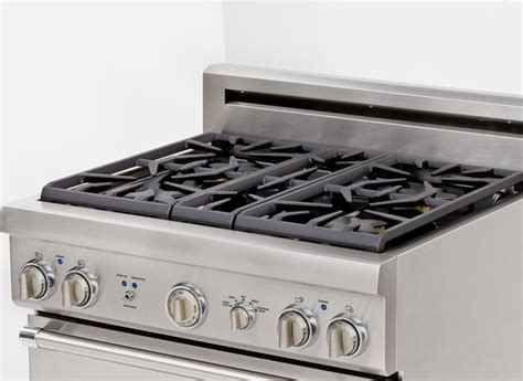 thermador appliances reviews thermador prg304gh range consumer reports