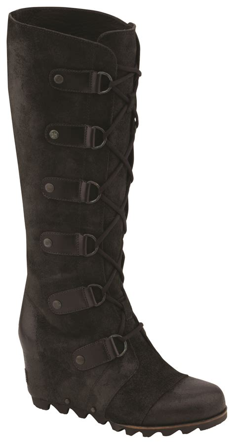 fall boot crave sorel s joan of arctic the luxury spot