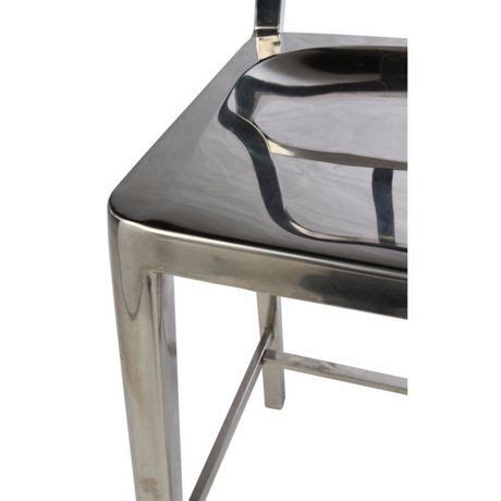 polished stainless steel counter stools nicer furniture stainless steel modern counter stool with