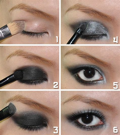 tutorial on eyeshadow application tips for applying smokey eyeshadow beautiful shoes