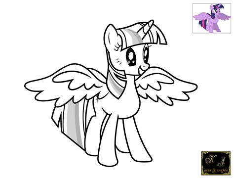 My Little Pony Coloring Pages Twilight Sparkle Alicorn My Pony Equestria Coloring Pages Twilight Sparkle