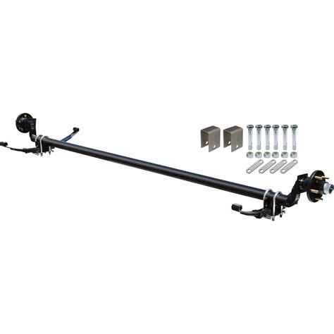 factory pattern java spring exle ultra tow 3500 lb capacity complete axle kit 4in drop