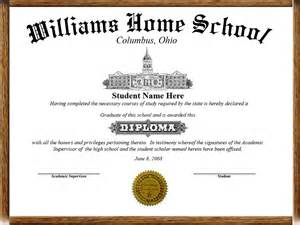 homeschool diploma template novelty diploma store