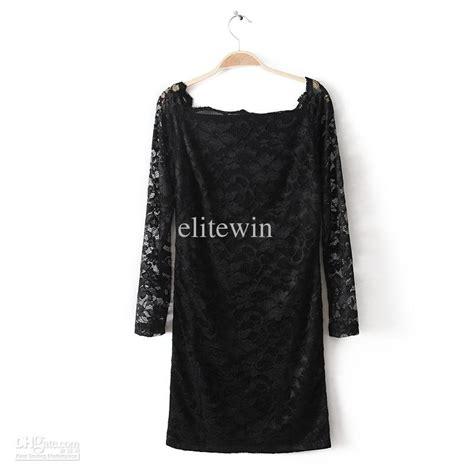 Mix Lace Slim White Size M L stylish lace dress club dress slim tight skirt
