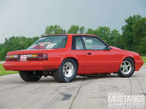 1986 Ford Mustang by 1986 Cobra Ford Mustang Specs