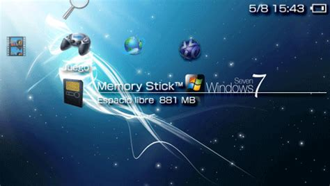 psp themes windows 8 download psp windows 7 ctf theme