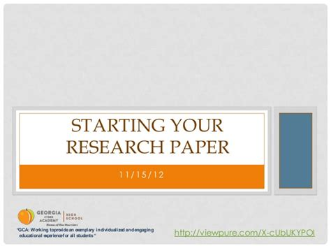 powerpoint presentation of a research paper ppt on research paper 28 images how to write a basic