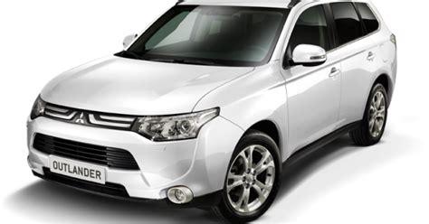 mitsubishi outlander 4x4 7 places voiture 4x4 7 places