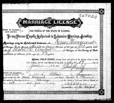 Bonneville County Marriage Records Genealogy Your Way Backward Glance Henri Debonneville Marguerat