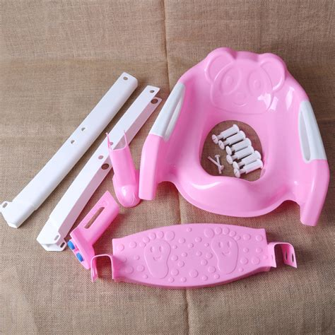 baby pink toilet seat pink baby kid toddler potty toilet safety seat