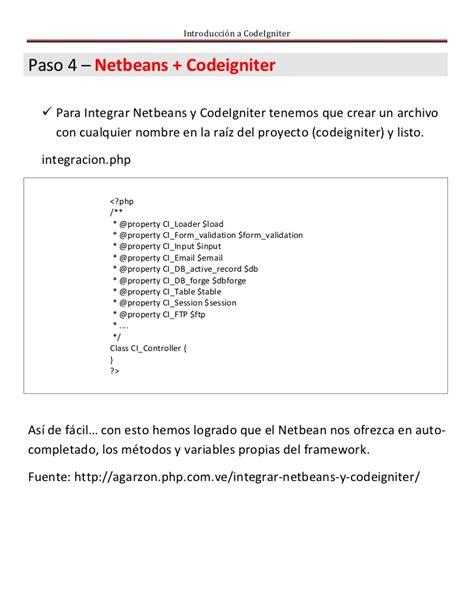 netbeans zend tutorial tutorial codeigniter netbeans 7