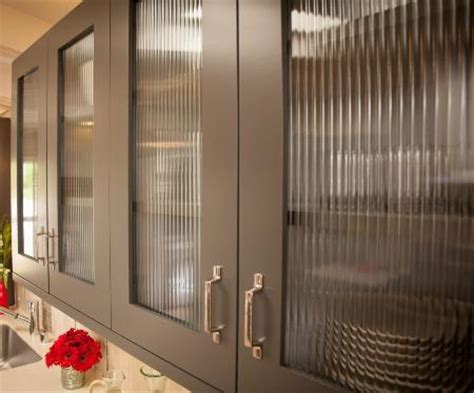Patterned Glass Masters Cabinet Doors Sacramento