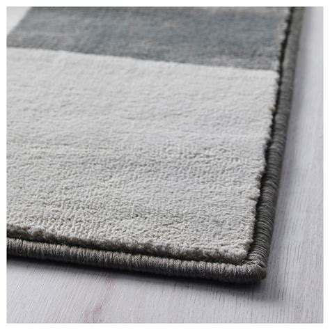 rug low pile vr 197 by rug low pile grey white 160x230 cm ikea