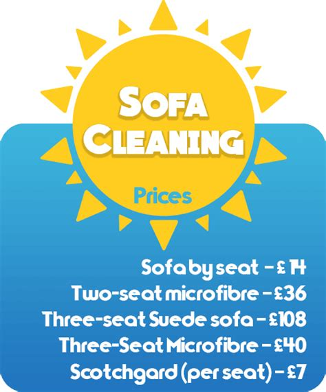 sofa cleaning prices sofa cleaning prices upholstery cleaning and furniture by