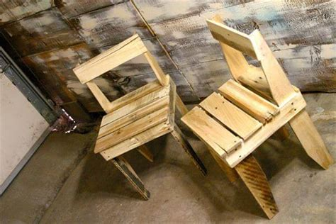 homemade recliner chair diy free rustic chairs out of pallets pallet furniture diy