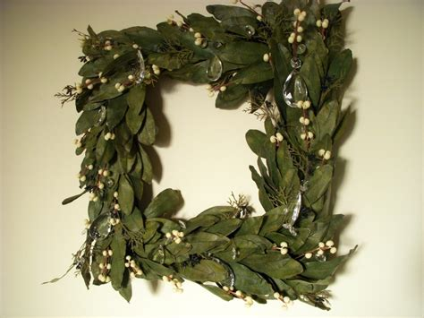 Bayleaf Wreath Pottery Barn Wreath Bedazzled 187 Dooley Noted