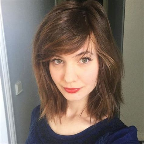 show me of lob hairstyle 50 classy short bob haircuts and hairstyles with bangs