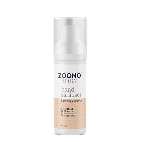 zoono hand sanitizer foamer bottle mybeautysources