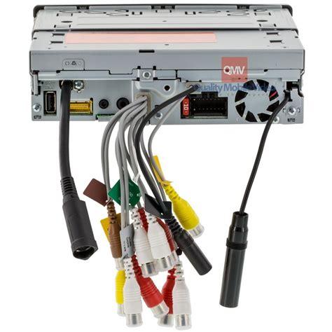 Pioneer Avh 3300nex Wiring Diagram