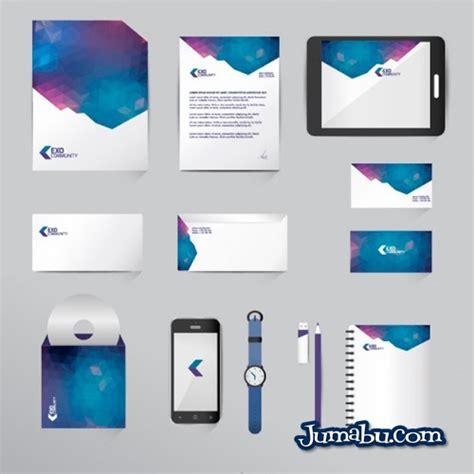 mock up de papelr 237 a comercial moderna vectorizada jumabu