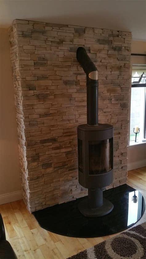 Grenada Frost   Fake Stone Cladding Tiles  Outdoor/Indoor