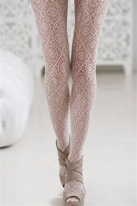 white patterned tights love it style pinterest tights patterned tights