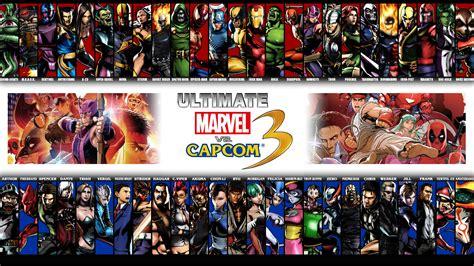marvel vs capcom 3 a pair of marvel vs capcom coming to playstation 4