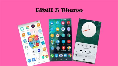 huawei watch themes latest theme for emui 5 emui 5 theme emui 5 huawei