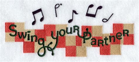 partners swinging machine embroidery designs at embroidery library