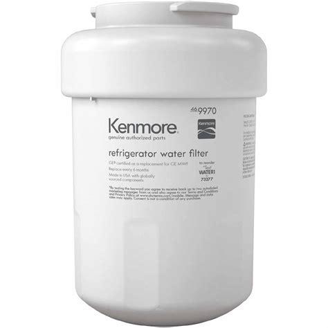 kenmore elite door refrigerator water filter kenmore 9970 replacement water filter sears outlet