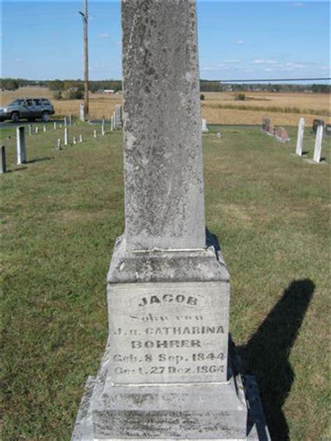 Mars Jacob 1815 plainview cemetery