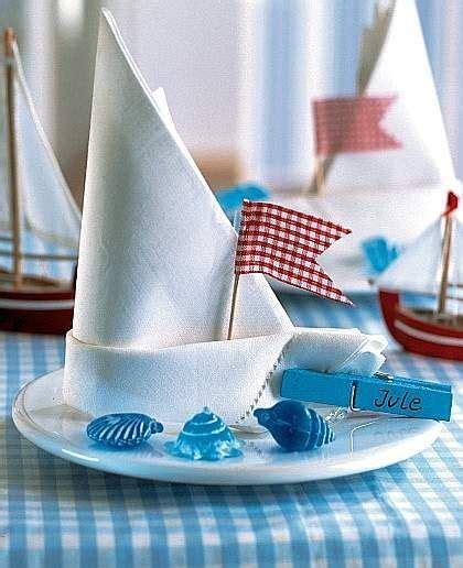 tavole di mare decorare la tavola al mare tavola