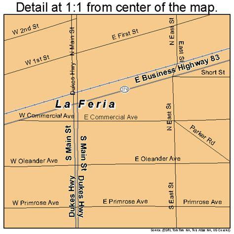 la feria texas map la feria texas map 4840204