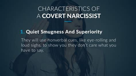 the covert passive aggressive narcissist recognizing the traits and finding healing after emotional and psychological abuse books 7 characteristics of a covert narcissist