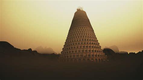 imagenes reales de la torre de babel una antigua tablilla a revelado que la torre de babel