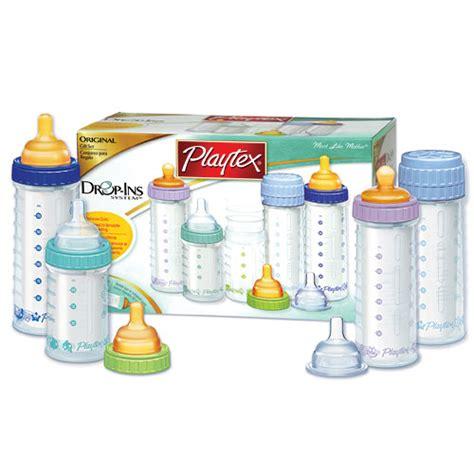 playtex drop ins playtex drop ins nurser newborn gift set bpa free walmart