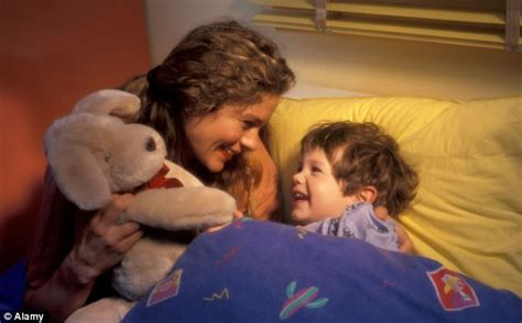 bedtime link to problem children regular time can reduce