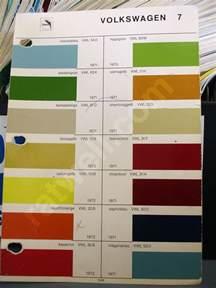 vw paint colors mikey s domain pinterest