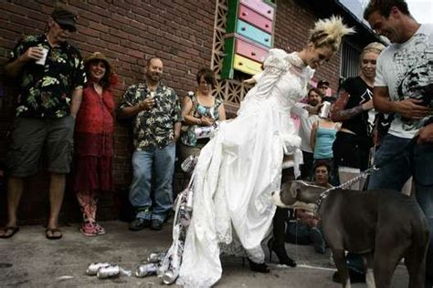White Trash Wedding Dresses by The Gallery For Gt White Trash Wedding Dresses