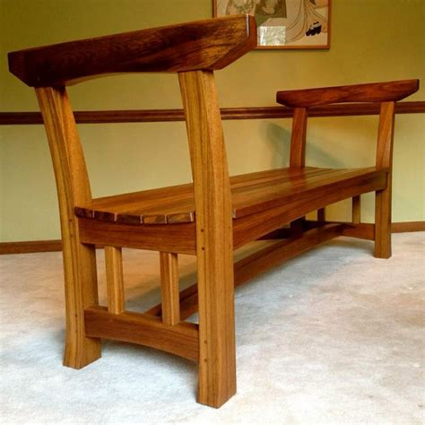 mortise and tenon bench pin by brownell furniture on things i ve made pinterest