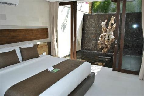 bedroom waterfalls waterfall in bedroom picture of equilibria seminyak seminyak tripadvisor