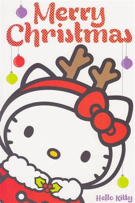 imagenes hello kitty navidad hello kitty kitty pinterest natal navidad y b 250 squeda