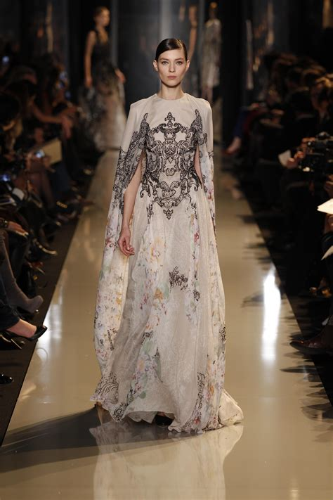 Couture Extravaganza by Jetset Mag Elie Saab Haute Couture 2013 Jetset Mag