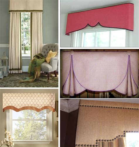 Types Of Valances Window Valance Ideas Amp Valance Window Treatment Ideas