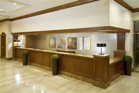 Office Front Desk Design Desk Design Ideas Wooden Varnished Front Desk Design Brown Color Lacquired Looking