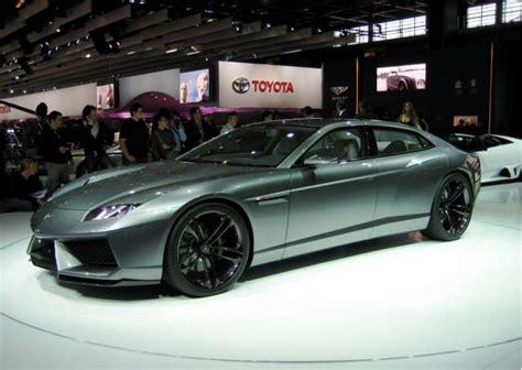 Four Door Lamborghini by Lamborghini Estoque Four Door To Finally Reach Production