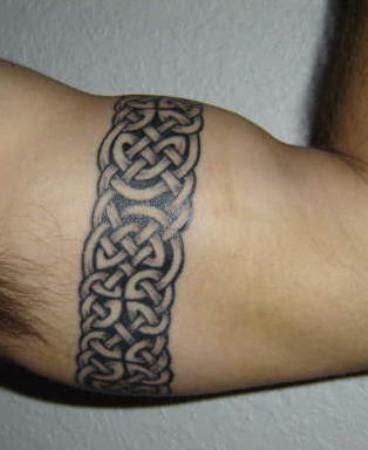 tattoo band around arm armband tattoos